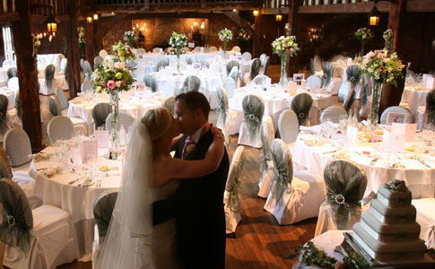 Tithe Barn Wedding London