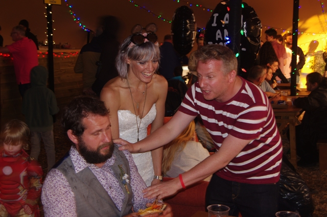 The Wedding Fairy with Si and Rachelle Christie-Irwin