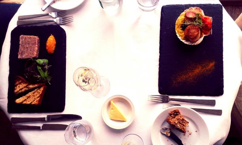 Lough Eske dinner