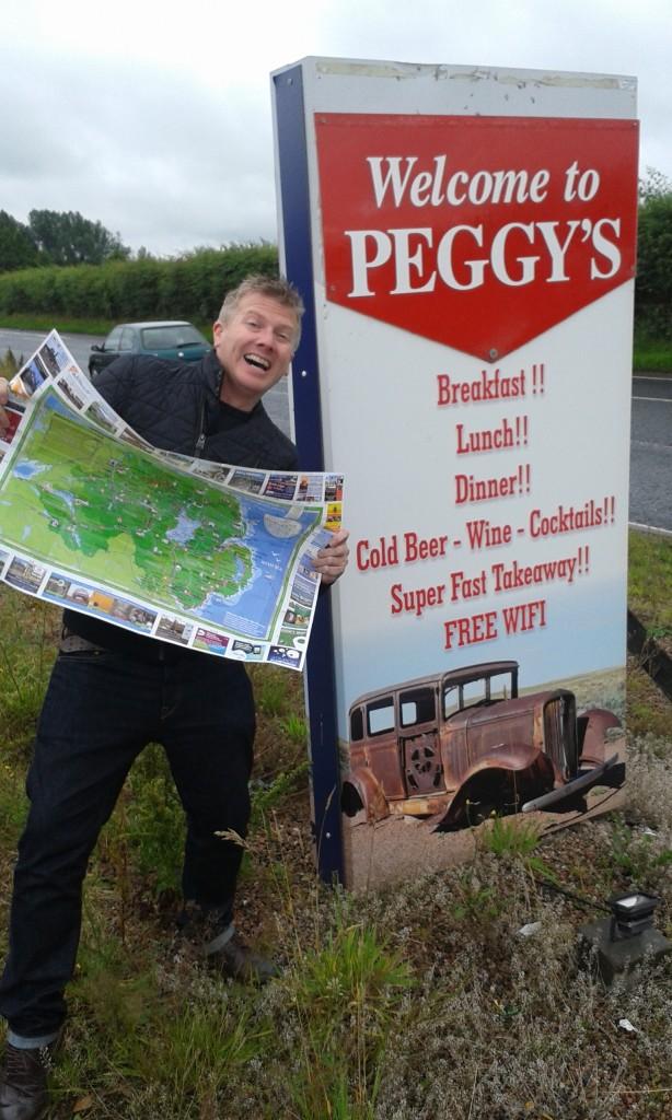 Peggy's Diner Ireland
