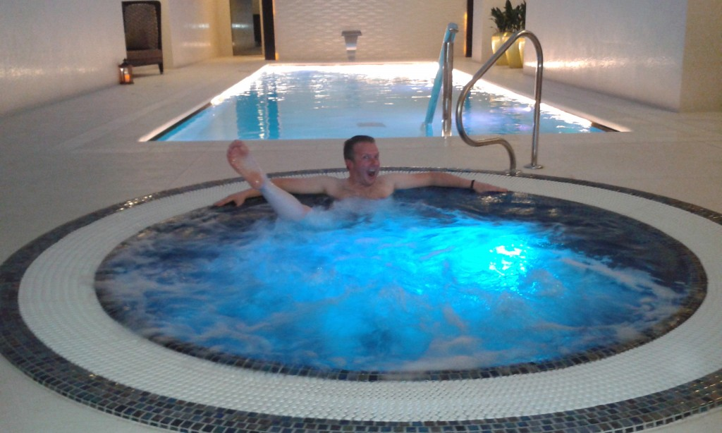 M Spa Jacuzzi London