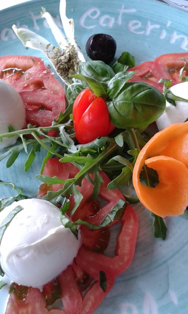 Hotel Santa Caterina Food