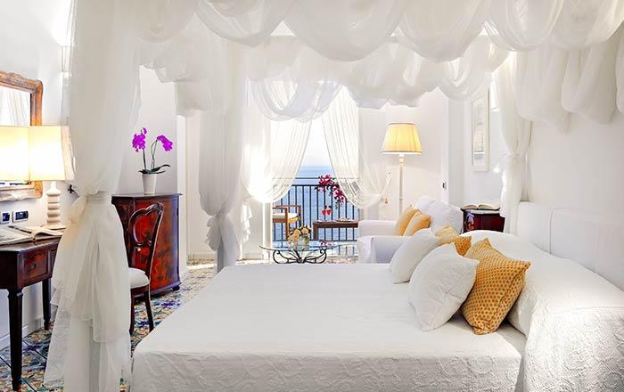 Hotel Santa Caterina rooms